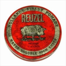 Reuzel Pomade Red 12oz