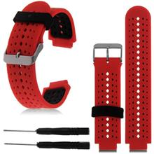 Garmin Forerunner 25 235 620 630 735XT Red Watch Band/Strap
