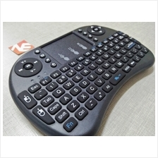 Mini Wireless Keyboard With Touchpad - 2.4G RF for Raspberry Pi PC TV Box
