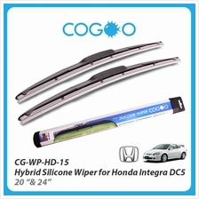 Cogoo Hybrid Silicone Wiper For Honda Integra DC5 20' & 24'