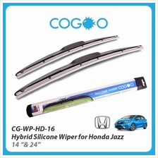 Cogoo Hybrid Silicone Wiper For Honda Jazz 14' & 24'