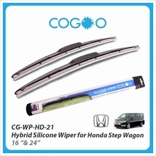 Cogoo Hybrid Silicone Wiper For Honda Step Wagon 16' & 24'