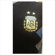 Jersey - Argentina Away Player Issue World Cup Official 2018 Football
