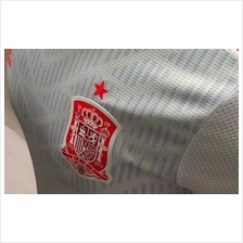 Jersey - Spain Away Player Issue World Cup Official 2018 Football Jers
