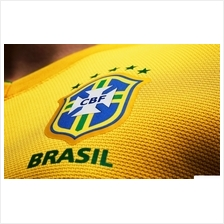 Jersey - Brazil Home Player Issue World Cup Official 2018 Jersey Footb