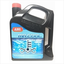 AMI MR.COOL Pre-Mixed Coolant (BLUE) -4L