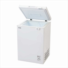 Khind Chest Freezer FZ102 (113L) with Built-in Lock