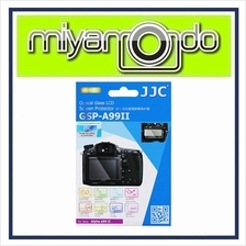 JJC GSP-A99II Tempered Glass LCD Screen Protector for Sony Alpha A99II