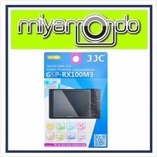 JJC GSP-RX100M3 Tempered Glass LCD Screen Protector for Sony RX1 RX1R