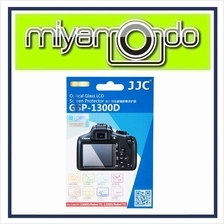 JJC GSP-1300D Tempered Glass LCD Screen Protector for Canon 1300D
