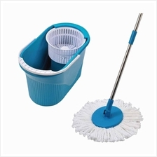 Ladyship Electric Auto Spin Mop MOP-1188 (Rechargeable) Stainless Stee