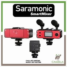 Saramonic SmartMixer Professional Recording Stereo Microphone Rig