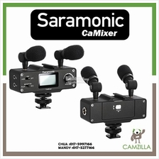 Saramonic CaMixer Microphone Kit with Dual Stereo Condenser Mics
