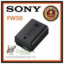 Original Sony NP-FW50 Battery for A5100 NEXF3 NEX5R NEX-5R NPFW50