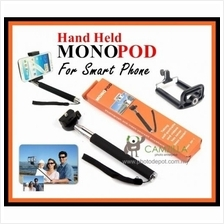 Camzilla Hand Held Monopod For Digital Camera & SCutmartphone iPhone