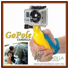 GoPole Hand Grip - Camera Hand Grip Monopod Stick for GoPro HERO Camer
