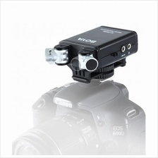BOYA BOYA BY-SM80 Stereo Video Microphone with Windshield for DSLR