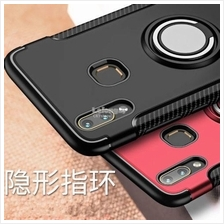 VIVO Y85 V9 360 Rotating RING Standable Magnetic Tough Case