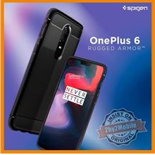 Original Spigen Rugged Armor OnePlus 6 One Plus 6 1+6 case cover