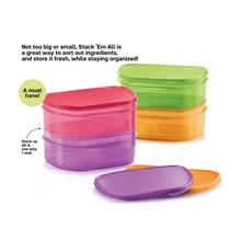 Tupperware Stack 'Em All (4) 650ml