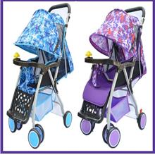 Baby Stroller Seated Folding Ultra-light Portable Four Wheeled