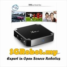 X96 mini 2G16G S905W Smart TV Box Android 7.1 Ultra HD 4K Quad Core