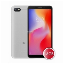 Xiaomi Redmi 6A 16GB + 2GB, 5.45 LCD, 13MP Camera, Battery 3000mAh