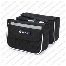 Storage pouch holder for Bicycle / Bike Handle Bar