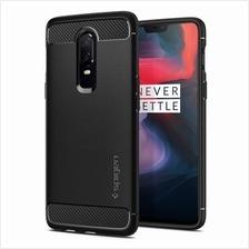 SPIGEN Rugged Armor OnePlus 6 One Plus 6 Phone Case Cover Casing