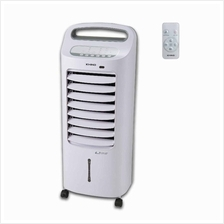 Khind Air Cooler with Remote Control + Ice Pack EAC600 (6.0L) Cover 107 sq ft