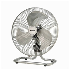 Khind Floor Fan FF1801 (18) 1320 RPM  &  2154  CFM Metal Blade Floo
