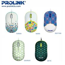 PROLiNK USB Optical Mouse PMC1006)