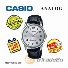 [READY STOCK] CASIO Men MTP-V001L-7B Analog Watch | Simple Easy Design