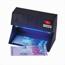 Khind Money Detector MD401 (UV Light) Fake Money Detector