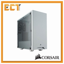 Corsair Carbide Series 275R Mid-Tower Gaming Case - White/ Black