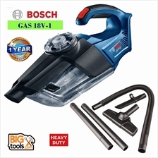 Bosch GAS 18V-1 Cordless 18V Vacuum Cleaner (Solo) Without Batt  &Char