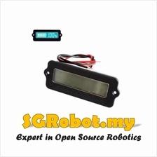 LY6W 12V/24V Lead Acid Battery Capacity Indicator LCD Digital Display