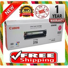 NEW CANON 316 MAGENTA Toner LBP-5050 5050N (FREE SHIPPING)