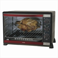 Khind Electric Oven OT52R (52L) Convection Fan  & Rotisserie Function