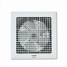 Khind Ventilation Fan VF100 (10) 353 CFM  Ceiling Mount Ventilation Fan