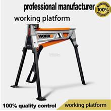 Worx JawHorse Portable Clamping Workstation
