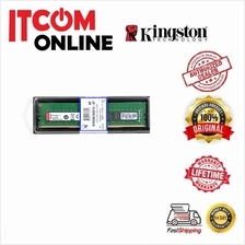 KINGSTON 16GB DDR4 2666MHZ DESKTOP RAM (KVR26N19D8/16)