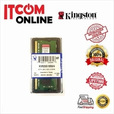 KINGSTON 4GB DDR4 2666MHZ CL19 NOTEBOOK RAM (KVR26S19S6/4)