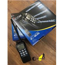 Icom IC-M36 Floating VHF Marine Radio Transceiver