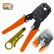 SNELL 3 in 1 Modular Crimping Cutting Striping Networking Tool for Net