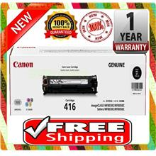NEW CANON 416 BLACK Toner MF8080CW MF8030CN (FREE SHIPPING)