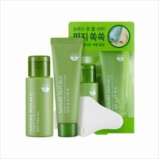 Nature Republic Bamboo Charcoal Nose  & T-Zone Pack 33ml+25ml