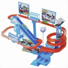 Thomas small train orbital Park Story of the new racing track children