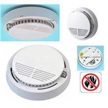 Independent Power ( Wireless ) Smoke Detector Alarm System