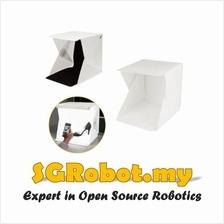 LED Light Room Photo Studio Photography Mini Cube Box